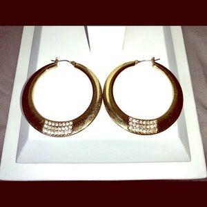 Jewelmint Gold Rush Earrings